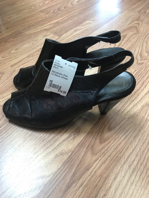 Aerosoles Size 10 Black Shoes