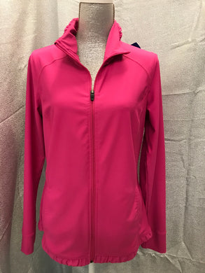 Xersion Size L Pink Jacket