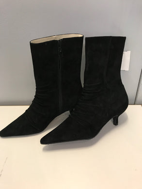 Size 9 Report Attitude Suede Leather Boots NEW
