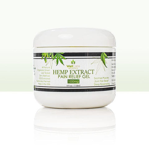 Hemp Extract Extra Strength Pain Relief Gel - 1000MG