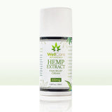 Hemp Extract Pain Relief Cream - 500MG - Airless Pump