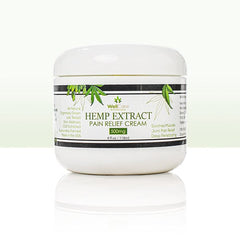 Hemp Extract Pain Relief Cream - 500MG