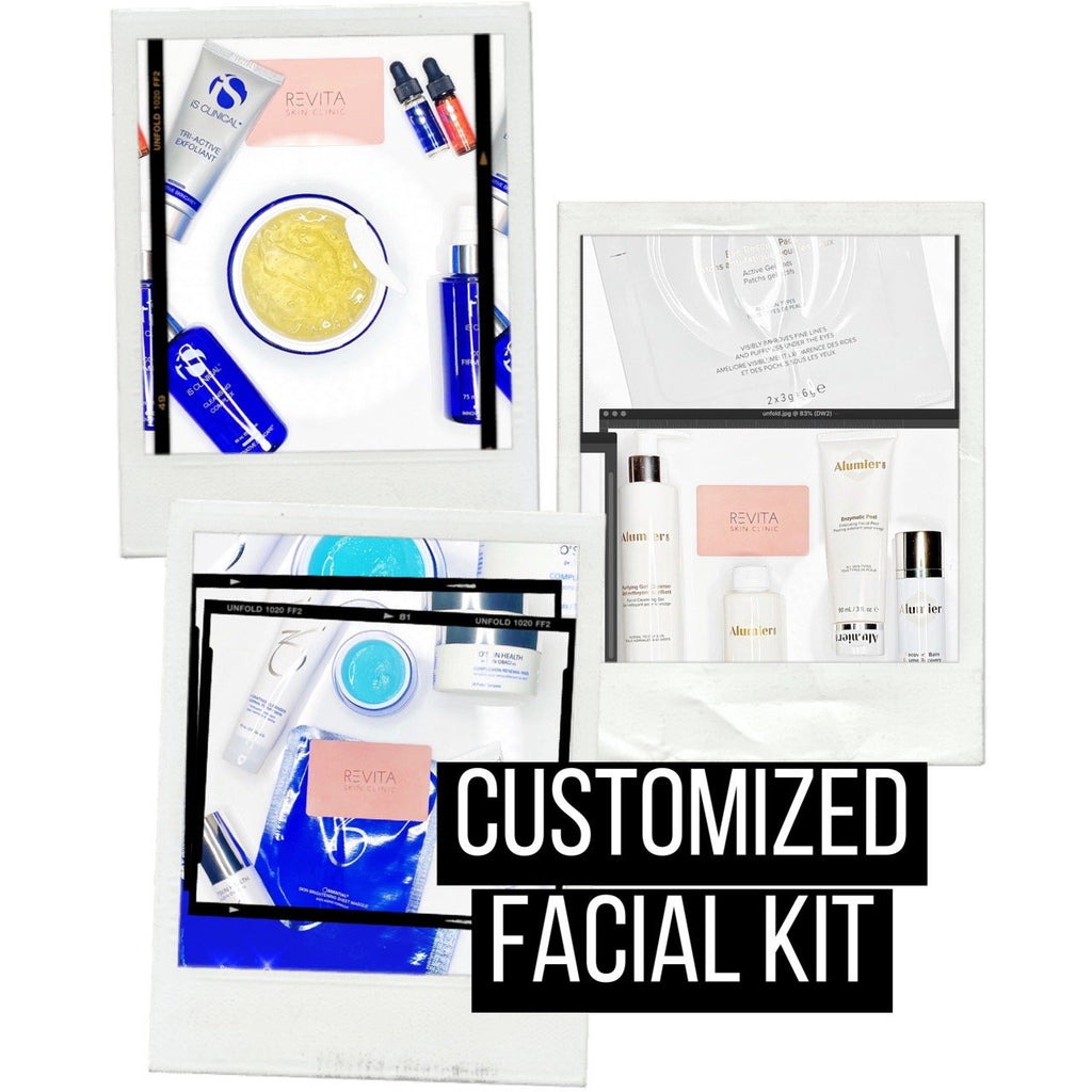 Custom Facial Kit. 04 - Revitaskin