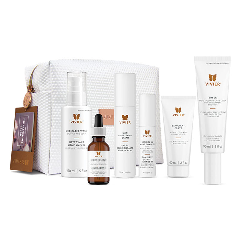 Vivier Hyperpigmentation Program (Non-HQ) - Revitaskin