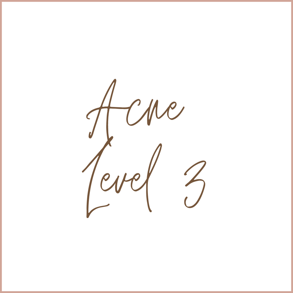 Acne Package 3 (Congestion) - Revitaskin