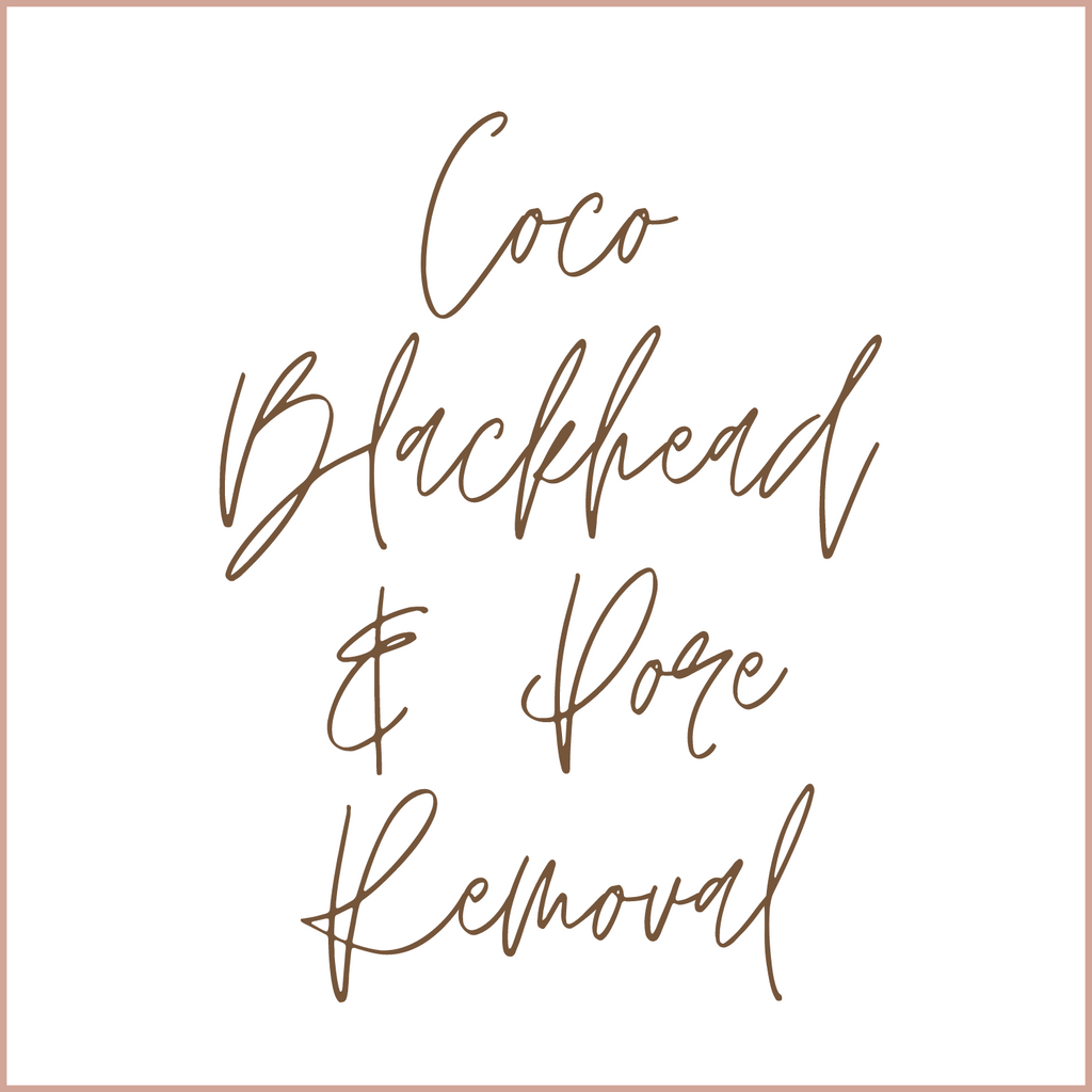"""COCO"" Blackhead and Pore Treatment - Revita Skin Clinic"