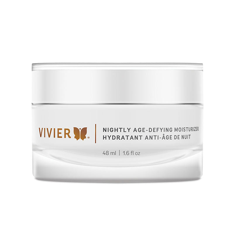 Vivier Nightly Age-Defying Moisturizer - Revita Skin Clinic