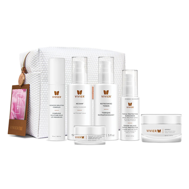 Vivier Redness Program - Revitaskin