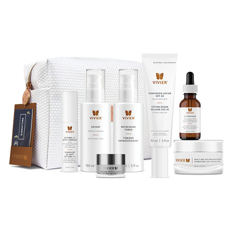 Vivier Signature Program - Revitaskin
