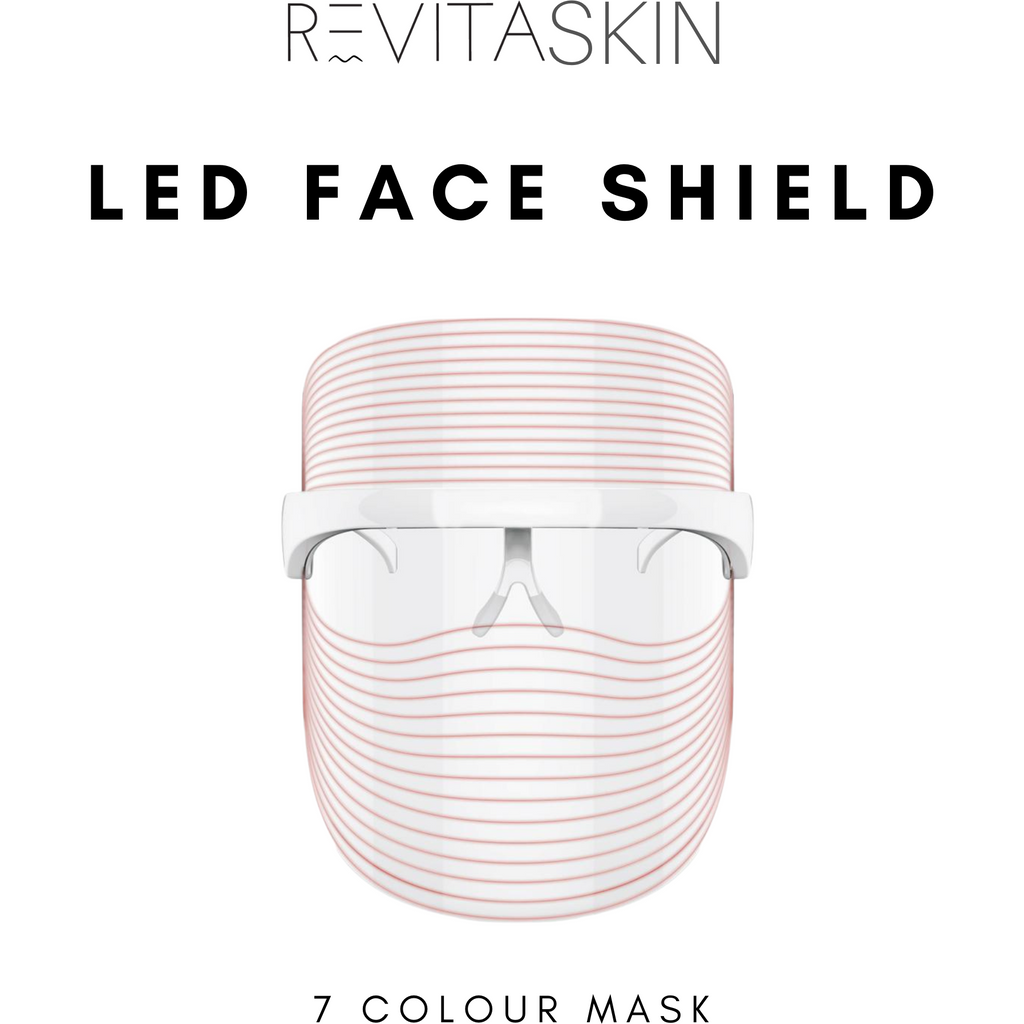 RevitaSkin LED Face Shield