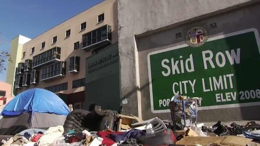 NBC - Widespread Voting Fraud Scheme Targets Los Angeles' Homeless
