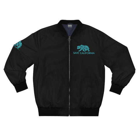 Save California Bomber Jacket