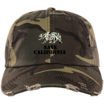 Save CA Camo Bear Cap