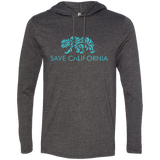 Save CA Men's T-Shirt Hoodie