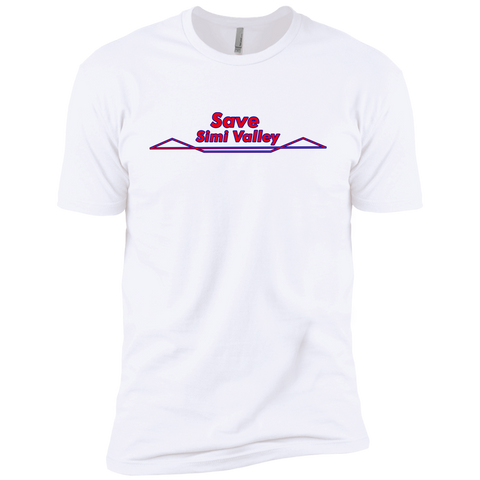 Save Simi Valley Men's T-Shirt