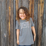 Best Day Ever tee for kids - triblend