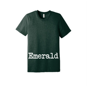 The Expat tee for adults - triblend