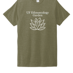 UF Ethnoecology Garden benefit shirt
