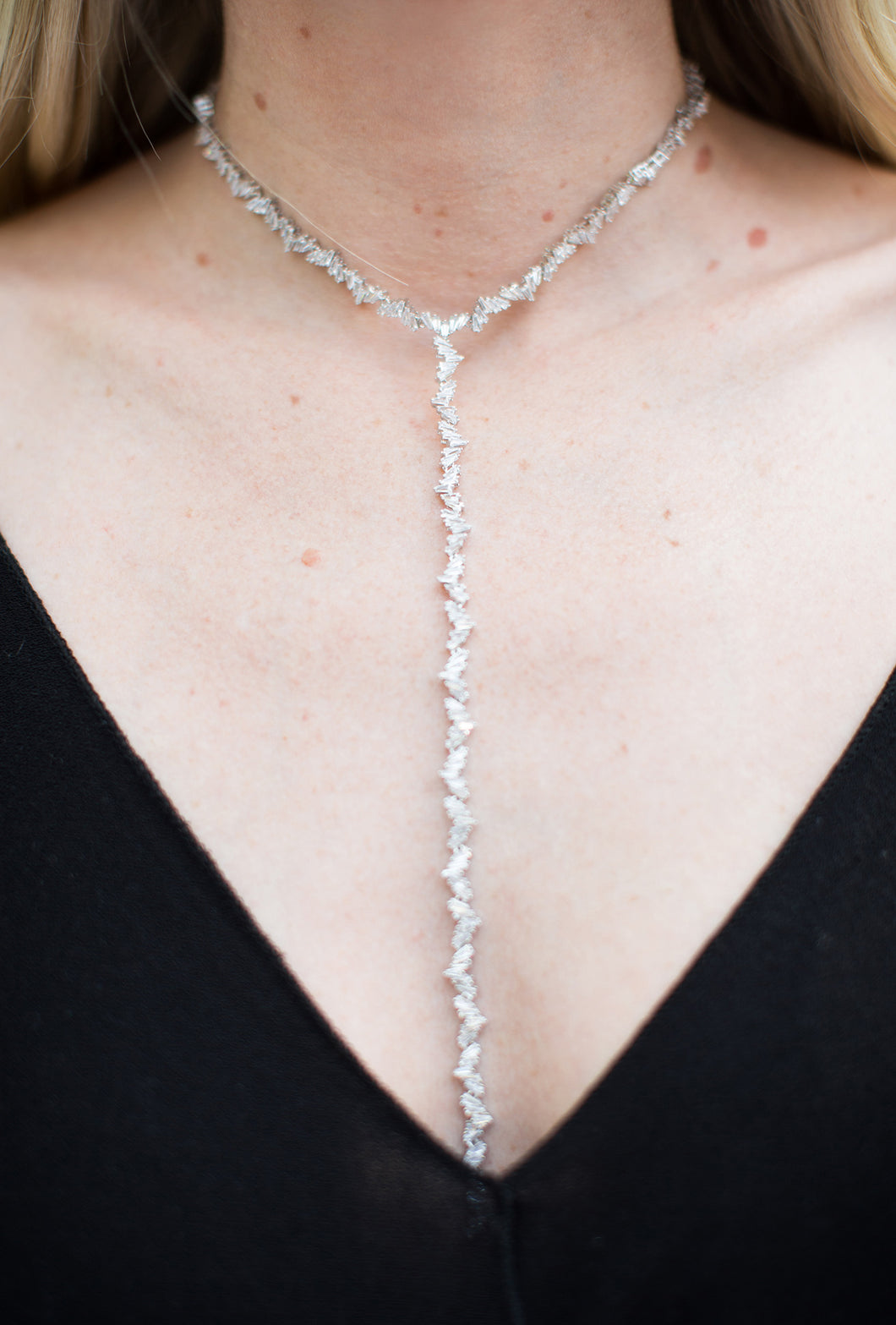 Hestia Lariet Necklace