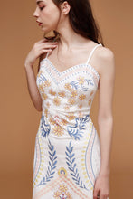 Load image into Gallery viewer, Artemisia Embroidery Dress