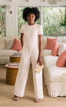 Load image into Gallery viewer, Nadia Pearl Jumpsuit
