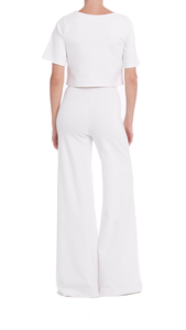 Essential Wide Leg Pant
