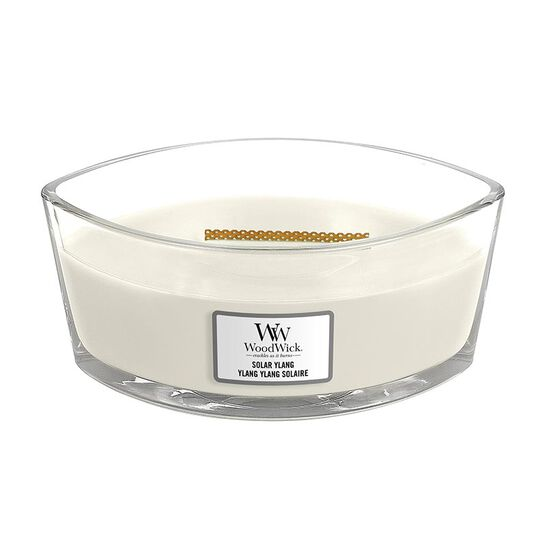 New Woodwick Hearthwick Solar Ylang Candle