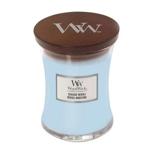 New Woodwick Seaside and Neroli Medium Candle