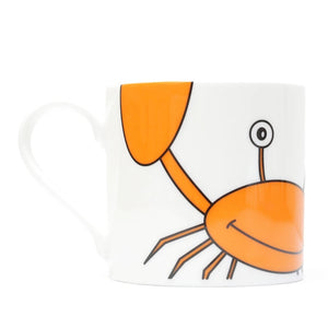 Big Crab large mug