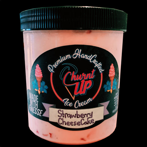 Strawberry Cheesecake Pint