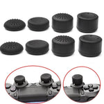 8pcs/Lot Analog Controller Thumb Stick Grip Cap Skin Cover Enhanced Silicone for Sony PlayStation 4 PS4 Slim PRO ps4 Accessories