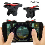 For Pubg Gamepad For Mobile Phone Game Controller Shooter Trigger Fire Button For IPhone Android Phone Game Pad Accessories