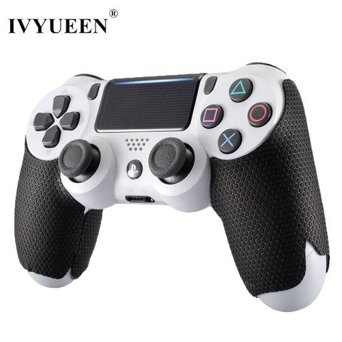 IVYUEEN Anti-slip Cover Grips For PlayStation Dualshock 4 PS4 Pro Slim Controller Smarter Hand Grip Case Skin Game Accessories