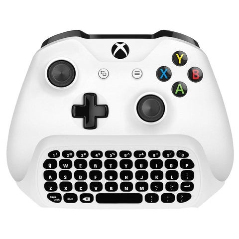 Game Accessories for XBox One/XBox One S Controller Wireless Chatpad XBox One/S 2.4G Receiver Wireless Keyboard for Xbox One/S
