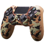 Anti-slip Silicone Case Protective Skin Cover for Sony Play Station Dualshock 4 PS4 Pro Slim Controller wireless Game accessory