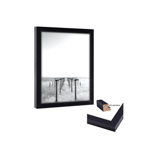 17x45 Picture Frame Black 17x45 Frame Wall Decor