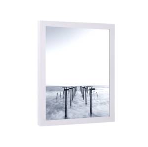 16x43 Picture Frame Black 16x43 Frame Wall Decor
