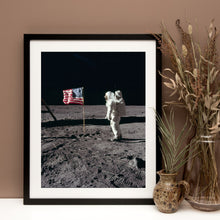 Load image into Gallery viewer, apollo 11 moonwalk