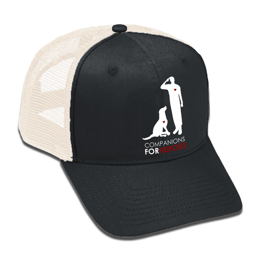 Richardson Mesh Flatbill Snapback Breathable Hat
