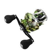 Left/Right Hand Baitcasting Fishing Reel 7.2:1 Bait Casting Fishing Wheel With Magnetic Brake Carp Carretilha Pesca