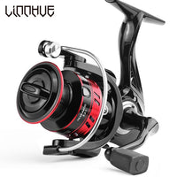 Fishing Reel HD500-7000 Spinning Reel 8kg Max Drag Reel Fishing 5.2:1 High Speed Metal Spool Coil Fishing Reel