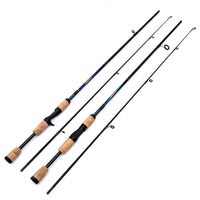 Fishing Rod 1.8m 2.1m Lure Weight 4-35g Carbon Fishing Ultralight Casting Rod
