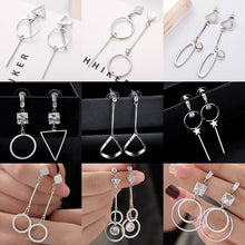 Load image into Gallery viewer, 2019 Big Geometric Modern Earrings For Women