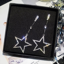 Load image into Gallery viewer, New Brincos Bijoux Crystal Ladies Earring