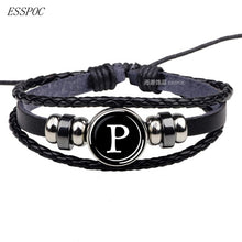 Load image into Gallery viewer, 26 Letters Bracelet Personality Team, Men & Women