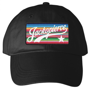 Jackopierce Black Dad Hat