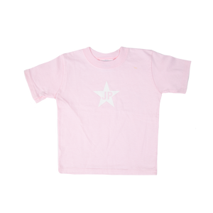 Pink JP Star Youth Tee