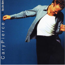 Cary Pierce: You Are Here CD