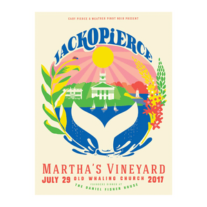 Martha's Vineyard 2017 Poster