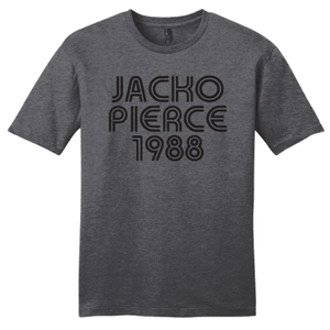 JP 1988 Tee - Charcoal Grey Heather